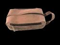Soft Leather Toiletry Bag