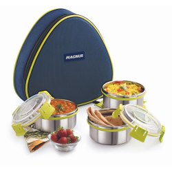 Magnus Fresh Meal 3 Lunch Box