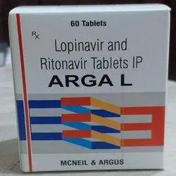 Arga L(Lopinavir & Ritonavir)