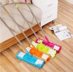 Floor Cleaning Mop Steel Rod