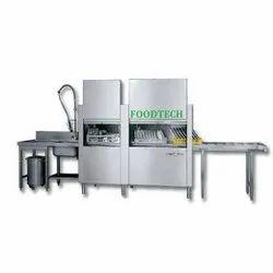 Hood Type Commercial Dishwasher