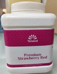 Tanacol Premium Strawberry Red Food Color