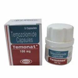 100 Mg Temozolomide Capsules