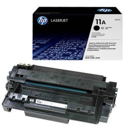 HP 11A Black Original LaserJet Toner Cartridge (Q6511A)