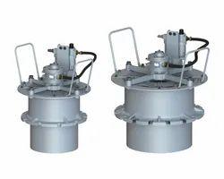 Pneumatic Turbine Fans