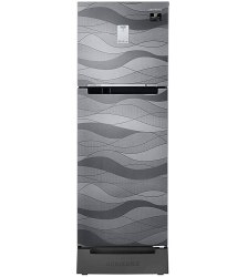 Direct Cool RT28T3C23NV Samsung Double Door Refrigerator, Capacity: 222Litre