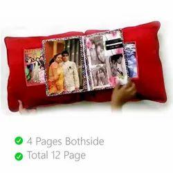 Sublimation Album Cushion