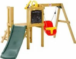 Toddlers Tower Wooden Play Centre