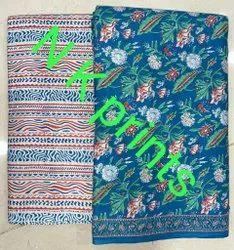 Girls Top Cotton Printed Camrik Fabrics