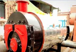 10 TPH Solid Fuel Fired IBR Steam Boiler