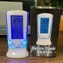 Clock 510 Digital Alarm Temperature Calender Table Clock