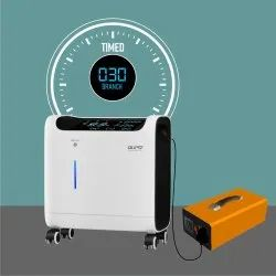5L Oxygen Concentrator With Battery Backup