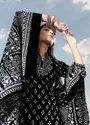 Keval Fab Alija Black and White Heavy Cotton Muharram Special Suits Catalog