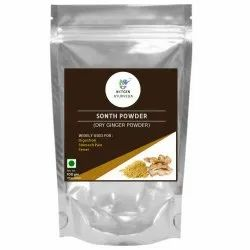 Dry Ginger Powder, Packaging Type: Packet, Packaging Size: 100g