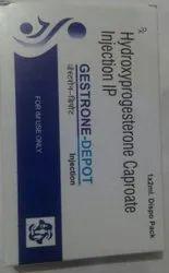 Hydroxyprogesterone Caproate Injection IP