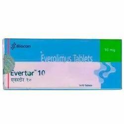 10 Mg Everolimus Tablets
