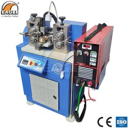 Eagle Gold Silver Jewellery Electric Pipe Soldering Machine With Automatic Italian Soldering