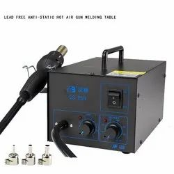 Smd Rework Station With Hot Air SS850
