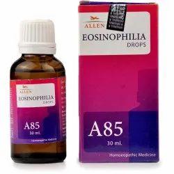 Allen Homeopathy A85 Eosinophilia Drops, 30, Prescription