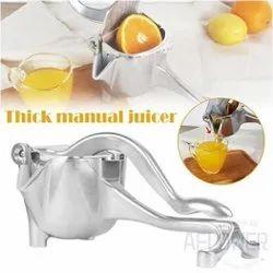 Stainless Steel Manual Fruit Juicer