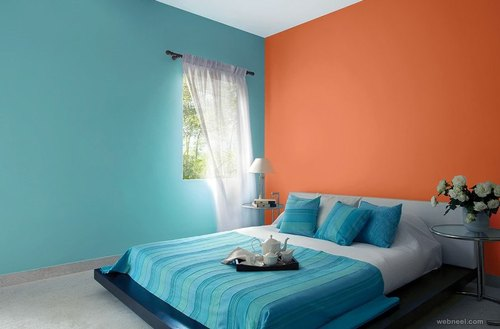 Bedroom Painting Services, Paint Brands Available: Asian Paints, Type Of Property Covered: Commercial