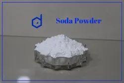Powdered White Soda Powder, Grade: Lab Grade, Packaging Type: HDPE Bag