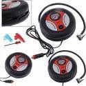 Electric Portable DC12V Tire Inflator Mini Car Compressor Pump