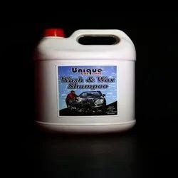Unique Car Shampoo 5 LTR - MRP 480