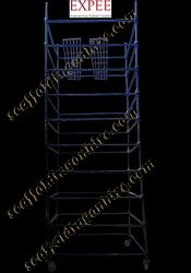 Movable Cuplock Scaffold Tower