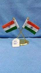Indian Flag Table Showpiece