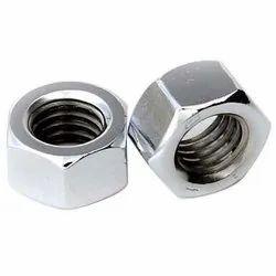 RFE Hexagonal SS 904 L Lock nut, Size: M20