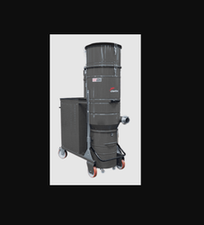 Delfin DG VL 75 Industrial  Vacuum Cleaner For Heavy &  Continuous  Applications