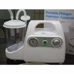 Portable Phlegm Aspirator Apparatus