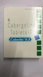 Caberlin 0.5mg Tablet