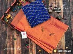Ladies Silk Banarasi Saree