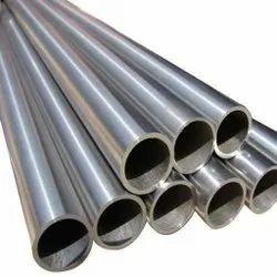 Round Galvanized Iron Pipes