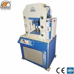 Eagle Goldsmith Hydraulic Coining Press For Gold Coin Making Machine