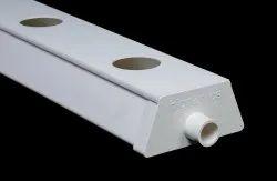 NFT (Nutrient Film Channels)- UPVC Food Grade Plastic Openable Lid Channels