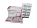 EVUZOLE-DSR Esomeprazole40mg+Domperidone 30mg (SR) 10X10