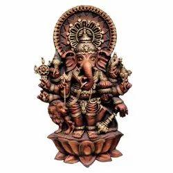 Drishti Ganesha Mural