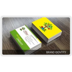 1 Or 2 Days Multicolor Business Cards Offset Printing Service, Finished Product Delivery Type: Home Delivery, Pan India