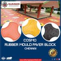 Pvc Mould Paver Block