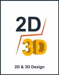 3D And 2D Logo Design Service