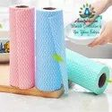 Dry Soft High Absorb Non Woven Kitchen Towel For Dish Cleaning & Clean & Dry Kitchen Area