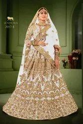 Senhora Amira Bridal Heritage 6 Exclusive Wedding Wear Lehenga Collection