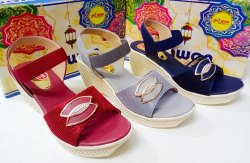 Pawan Collection Gola女士凉鞋,休闲磨损,尺寸:37至40