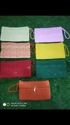 Hand Pouch Fabric Purses