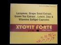 Xtovit-forte Lycopene 10% 5000mcg + Betacarotene 10% 5.17mg + Multivitamin, Grape Seed Extracts