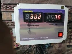 Temperature Humidity Cloud Monitor Data Logger System