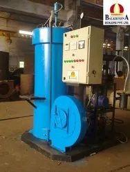 Oil & Gas Fired 850 kg/hr Coil Type Steam Boiler Non-IBR